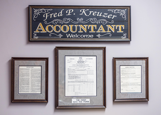 Fred Kreuzer CPA Englewood Ohio